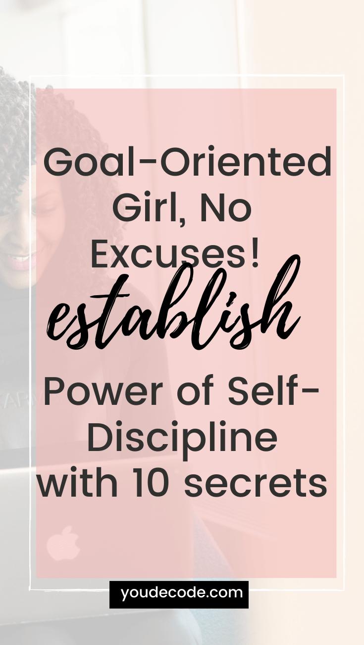 self discipline (2)