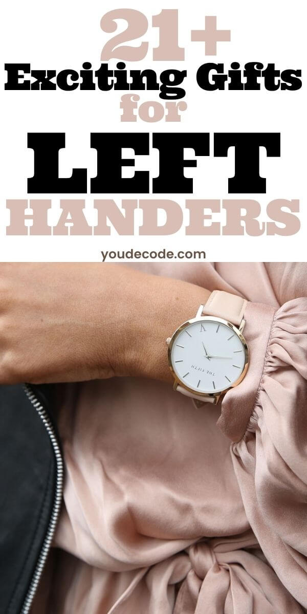 gifts for left handed